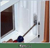 window dropping